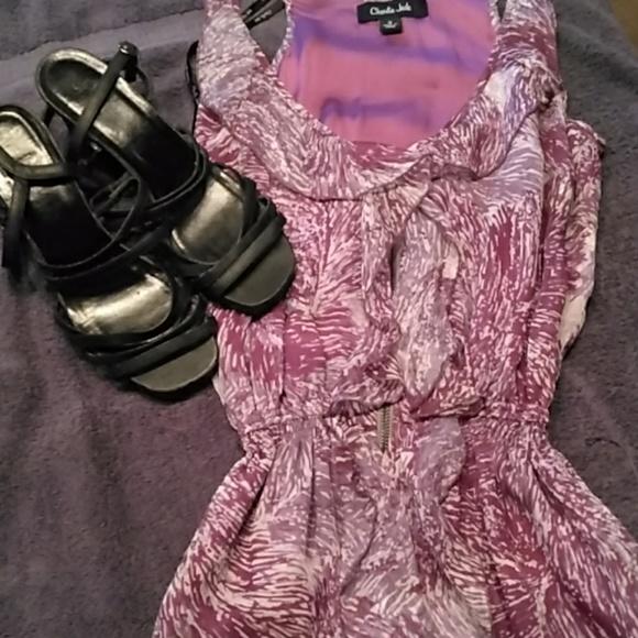 charlie jade Dresses & Skirts - Charlie Jade summer Dress small